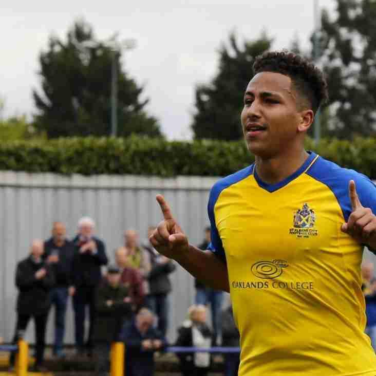 Teammates: Zane Banton - St Albans City