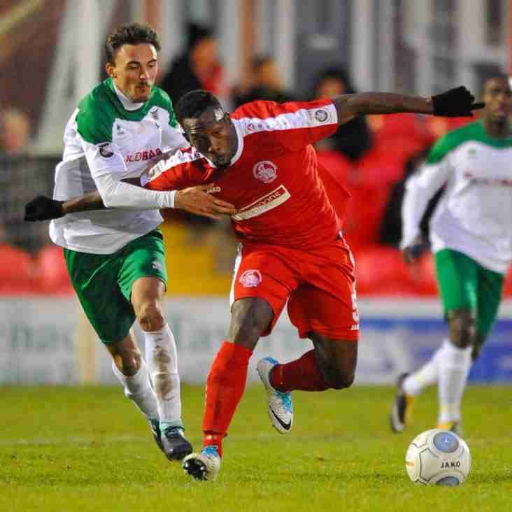 Tuesday Preview: FA Trophy 3rd Qual Round Replay