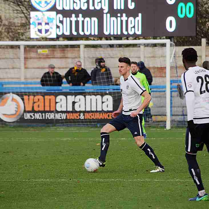 Cox: Big Decisions Needed For Guiseley