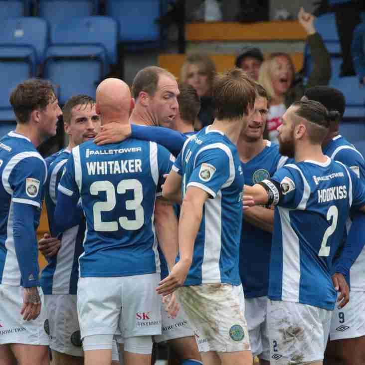Teammates: Mitch Hancox - Macclesfield Town