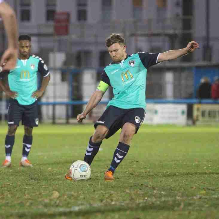 Teammates: Dayle Grubb - Weston-Super-Mare