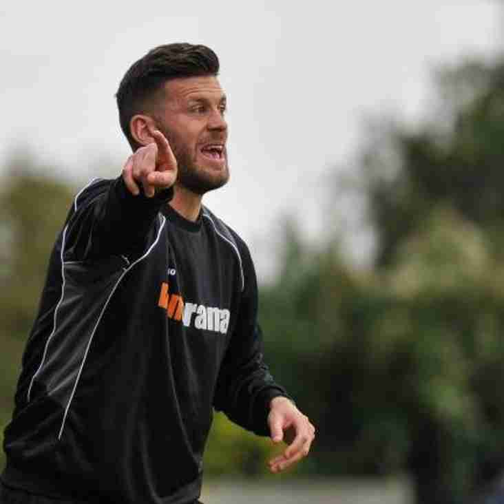 Garrard Believes It Can Be Special Season For Boreham Wood
