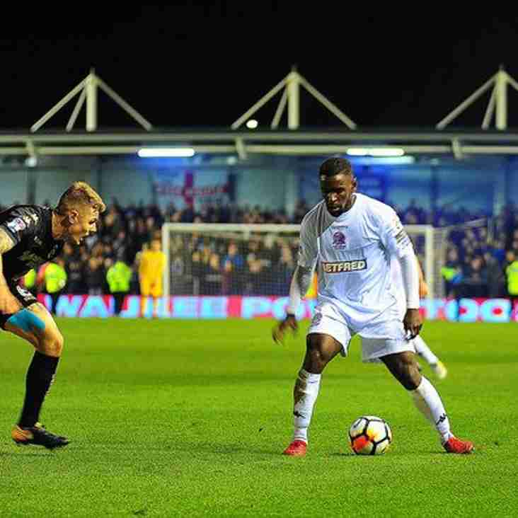 Challinor Eyes Fylde History In FA Cup Replay