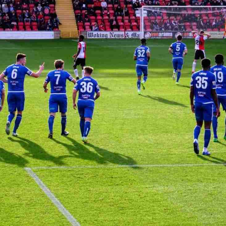 Cox: FA Trophy Chance For Lions To Start Roaring