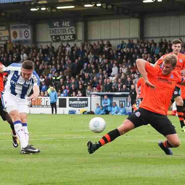 Bignot's Delight At Chester's Shootout Glory