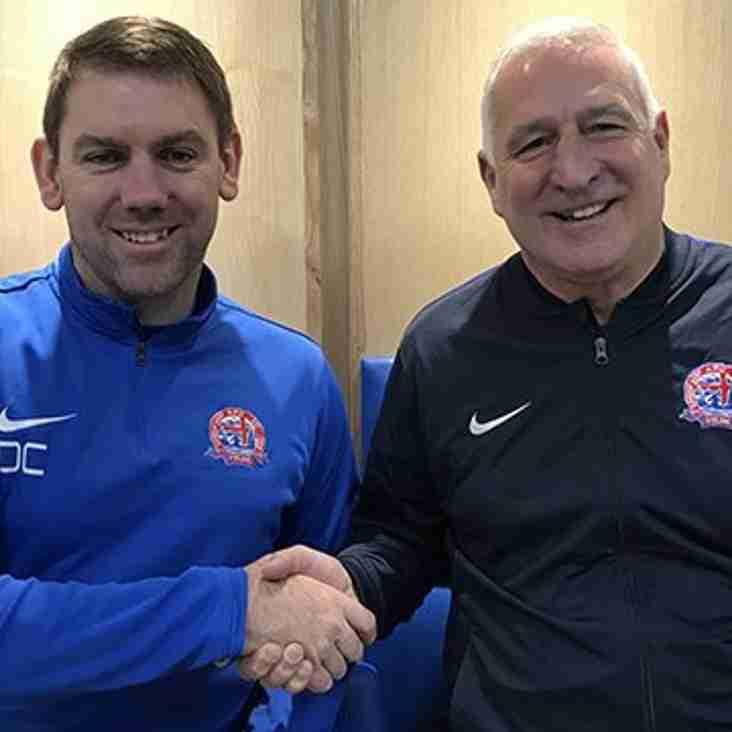 Graham Barrow Joins AFC Fylde
