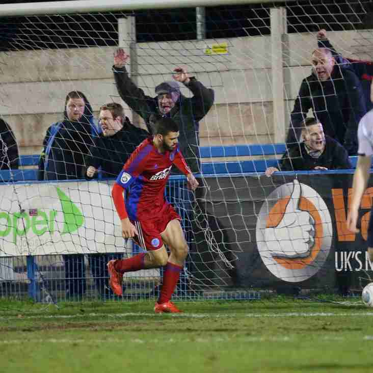 Waddock's Delight At Last Minute Draw