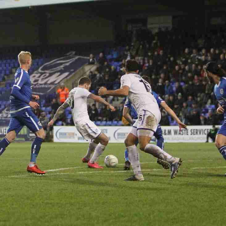 Jackson: High Tranmere Standards Have To Be Kept