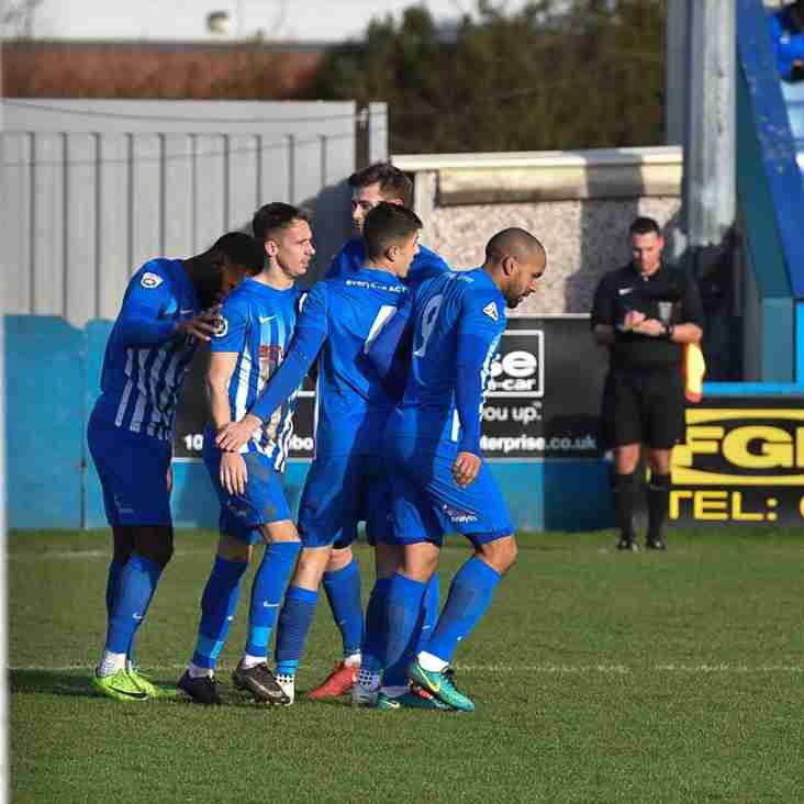 Nuneaton Boss Maamria Wants More Of The Same