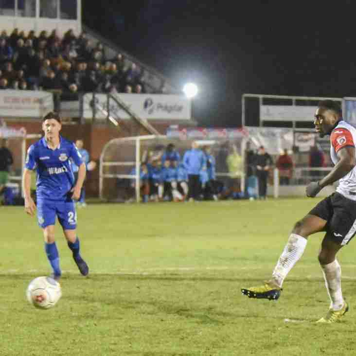 Limbrick Can't Fault Players Efforts Despite Draw
