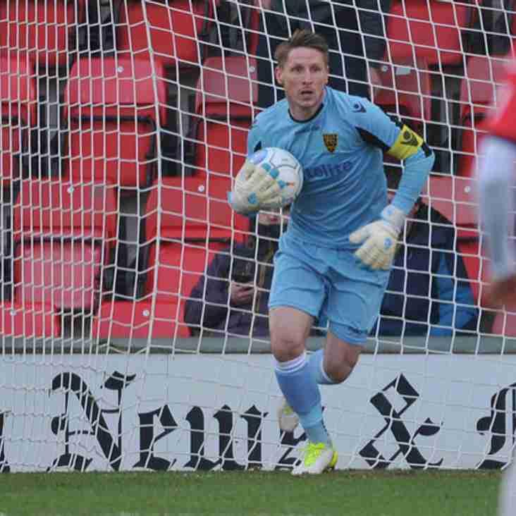 Teammates: Lee Worgan - Maidstone United