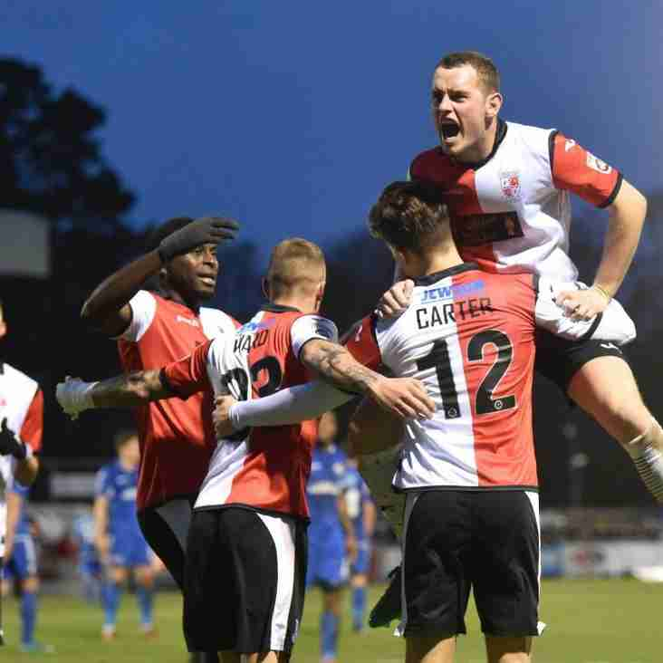 Limbrick: Woking Need To Get On Front Foot