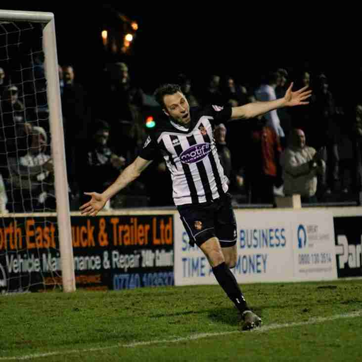 Ainsley Proud After Spennymoor's Trophy Triumph