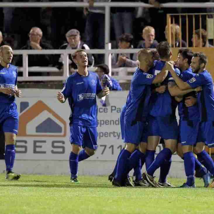 Collier: Big Point Gained For Chippenham