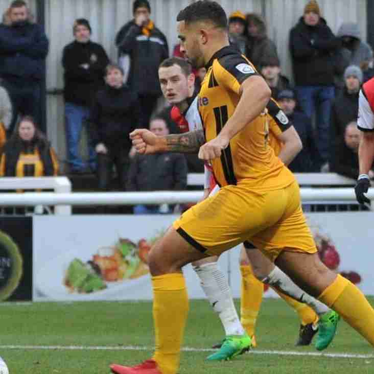 Saunders Wants Maidstone To Get Going Again