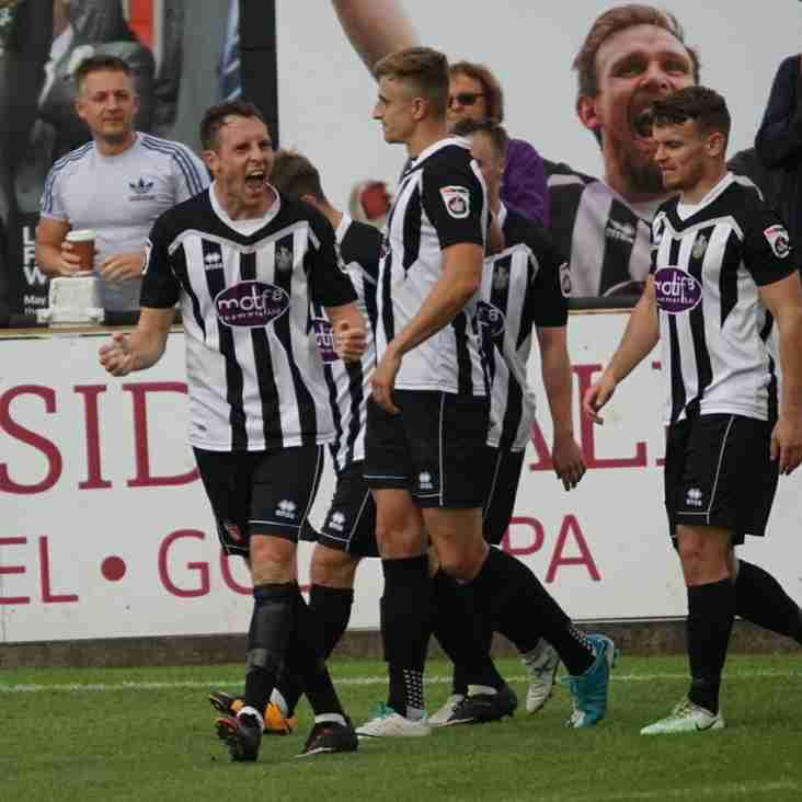 Teammates: Glen Taylor- Spennymoor Town