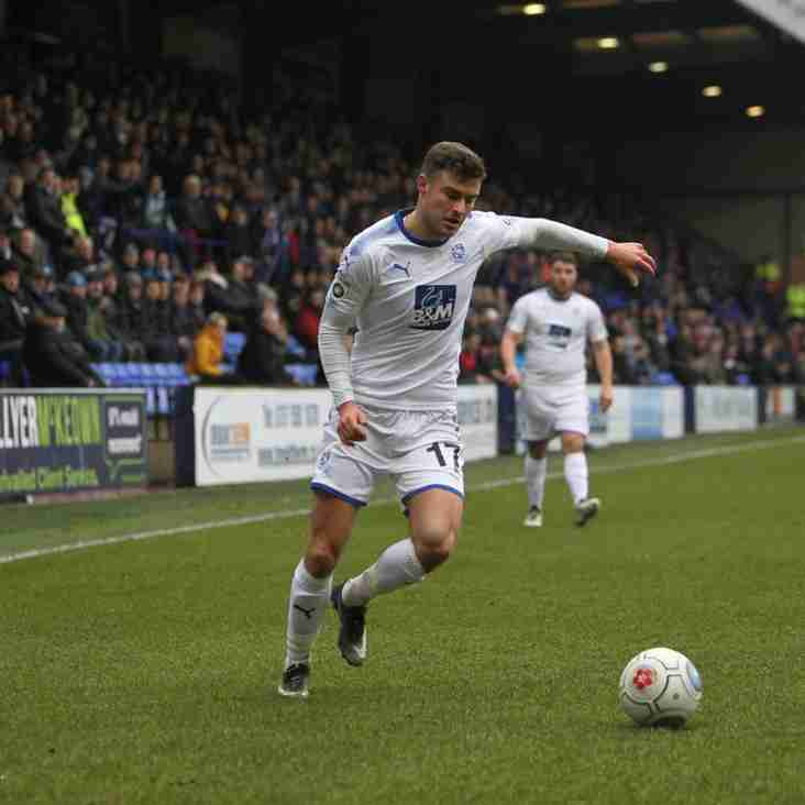 Mellon: Prenton Park Run Is Seventh Heaven For Rovers
