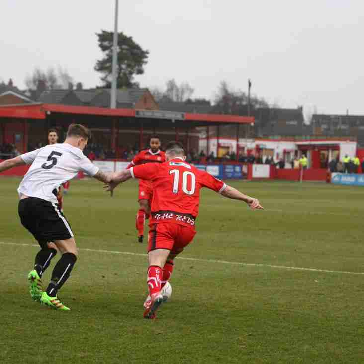 Moyses Urges For More Of The Same From Alfreton Town