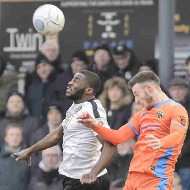 Burman: Dartford Need To Learn From Mistakes