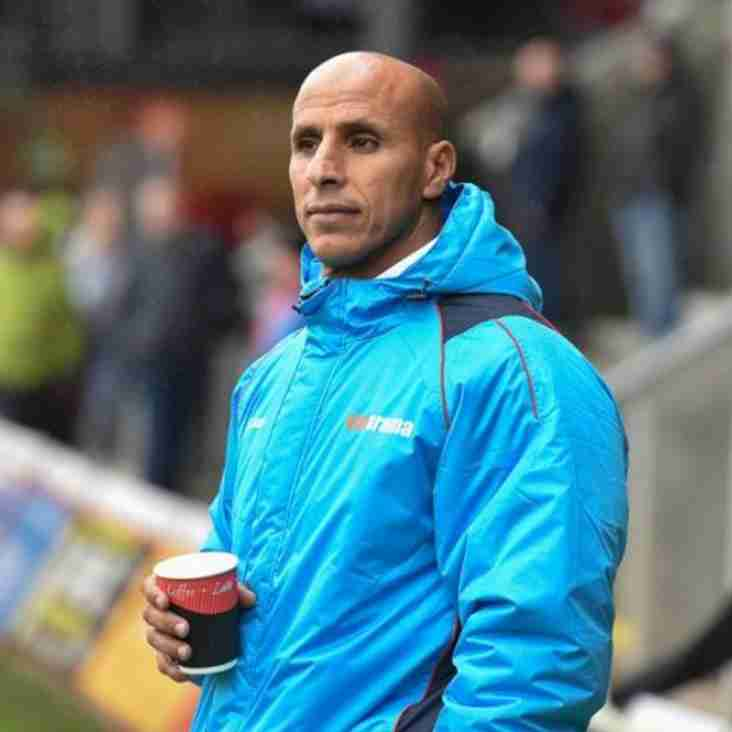 Maamria Applauds Nuneaton Despite Missing Out On Victory