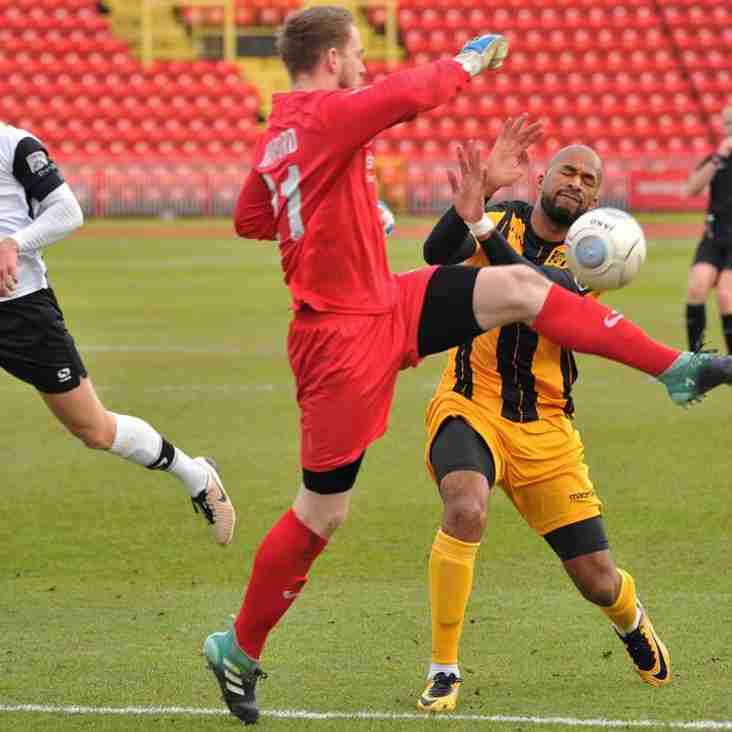 Saunders: Maidstone Need To Improve In Both Boxes