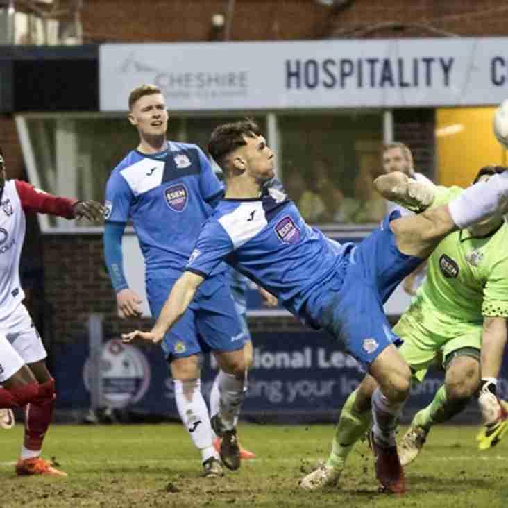 No Panic For Penney Despite York Losing Unbeaten Run