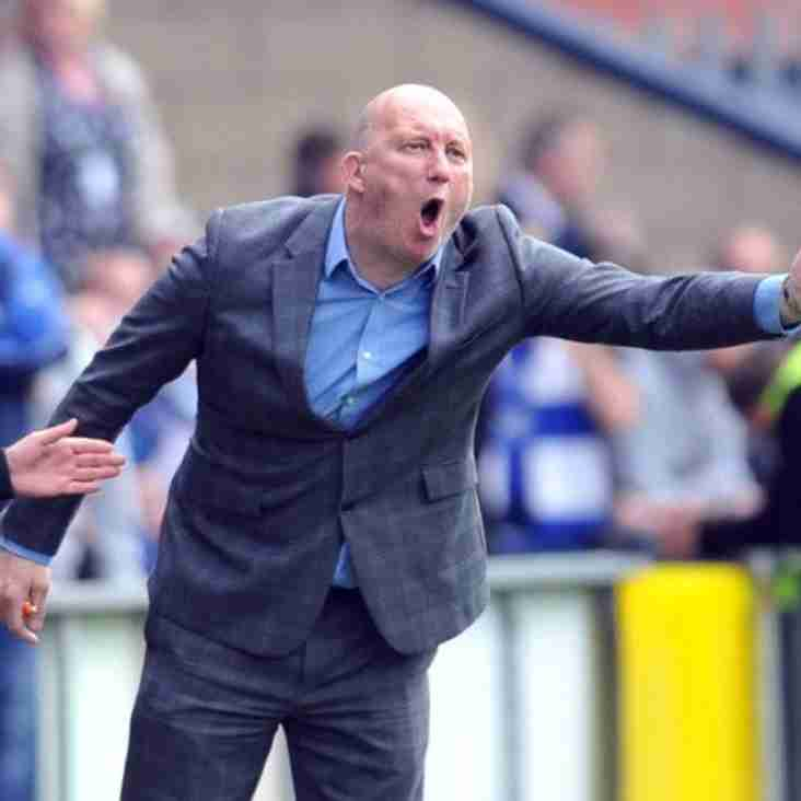 Manager Billy Heath Leaves FC Halifax Town