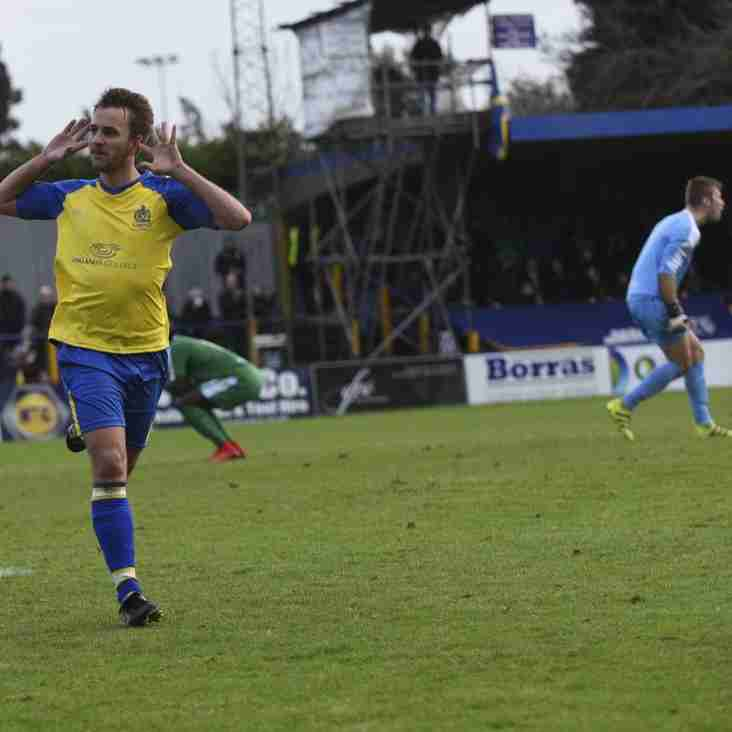 Double Boost For St Albans As Key Players Extend Stay