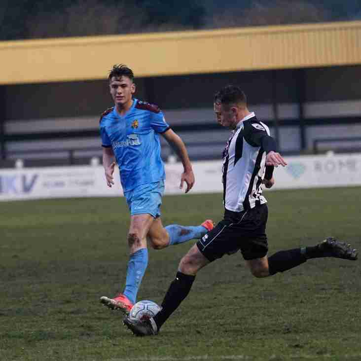 Ainsley Wants Better Start For Spennymoor Replay