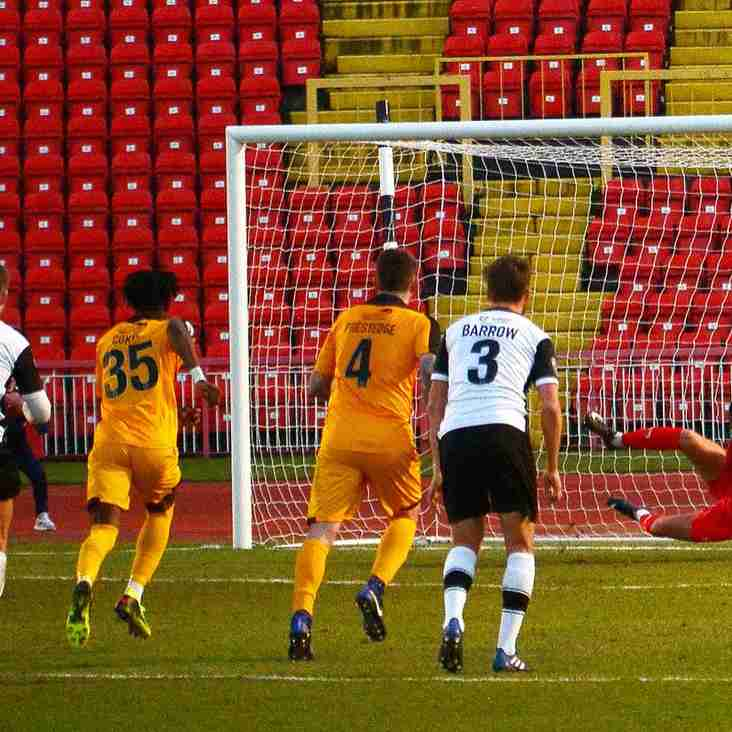 Watson: Confident Gateshead Can Aim Big