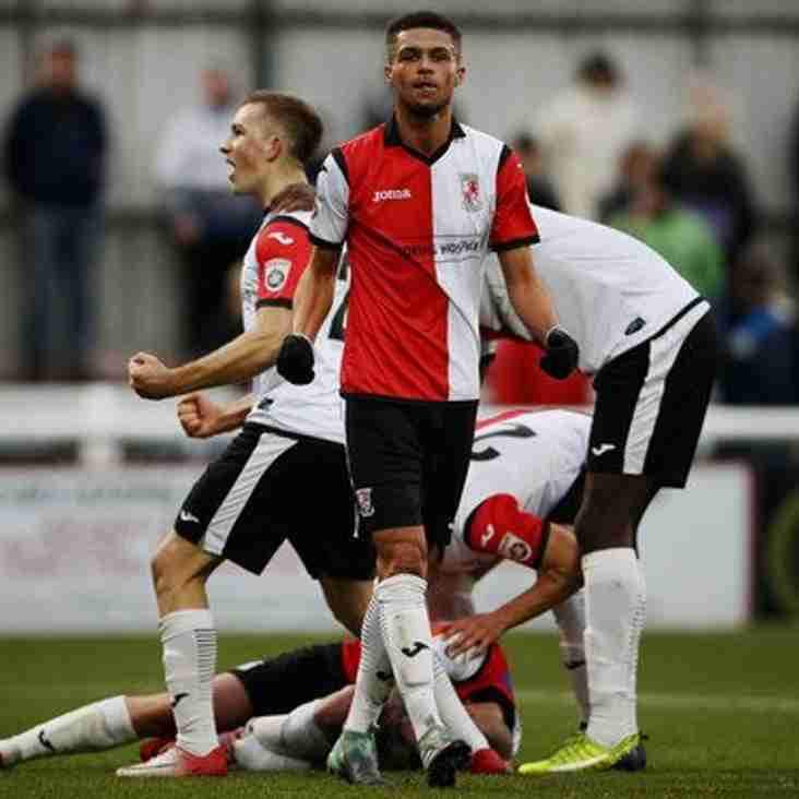 Limbrick Says Woking Win Showed His Sides Character