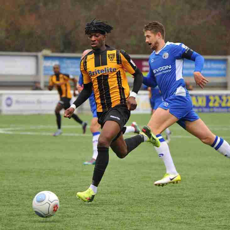 Saunders: Maidstone Need To Build On Point