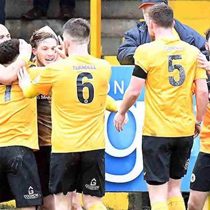 Abbott: Feel Good Factor Is There At Boston United