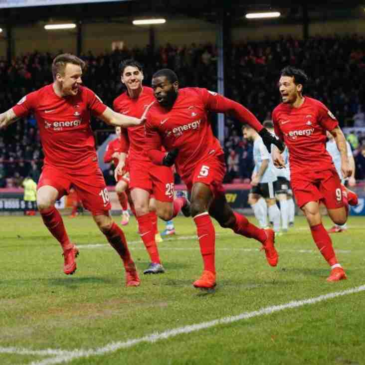 Edinburgh Delighted With How Orient Managed Fylde Win