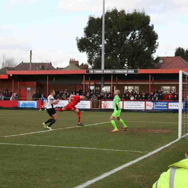 Moyses: Work In Progress Alfreton Expect Tough Town Game