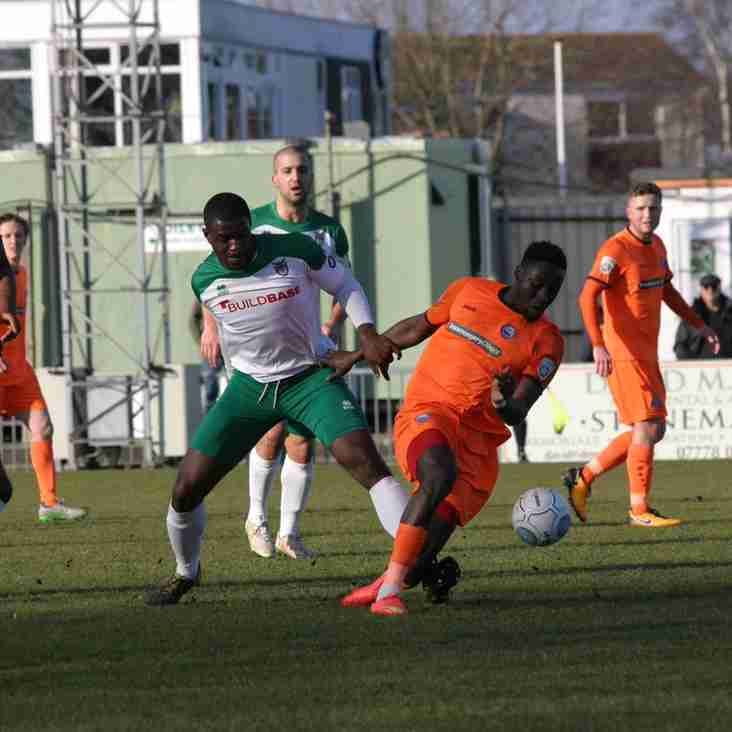 Quinton: Braintree Side Need To Learn Quickly To Stay In Play-Offs