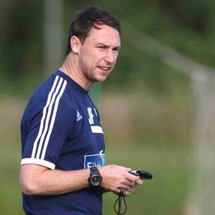 FC Halifax Town Confirm Jamie Fullarton As New Boss