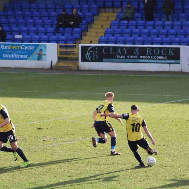 Hessenthaler: Spitfires Defensive Display Something To Build On
