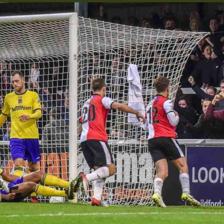Limbrick Urges For An Improvement Woking Away Form