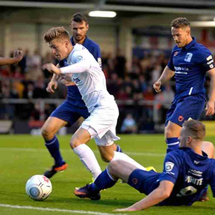 Challinor Wants Fylde Momentum To Be Kept On Track