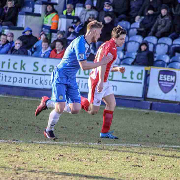 Wilkin Urges Brackley To Use Home Advantage For Replay
