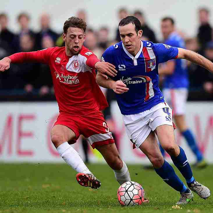 My Team-Mates: With Welling United's Left Back Ben Jefford