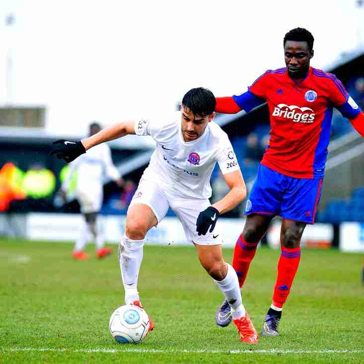 Seventh Heaven For Challinor As Fylde Pick Up Big Win