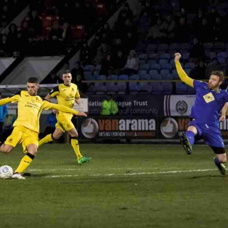 Six Home Wins In A Row Leaves Davies Delighted With Side