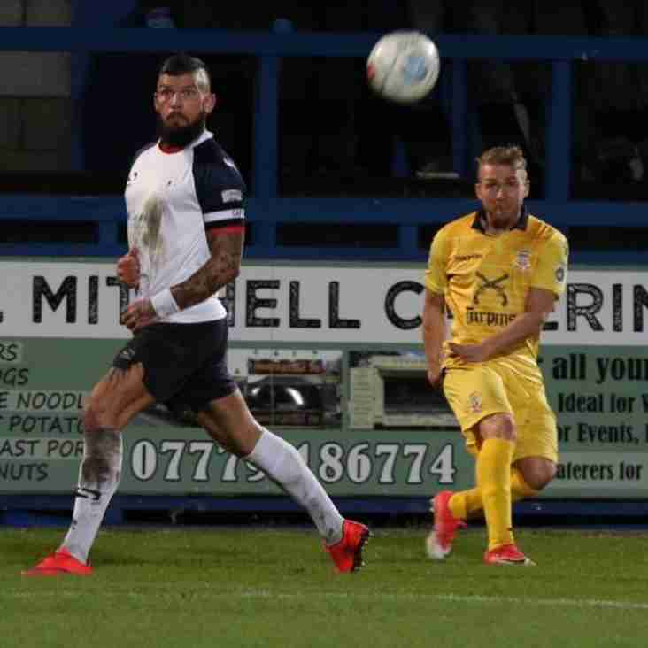 Fowler Says Tamworth Have Set New Standards After Draw