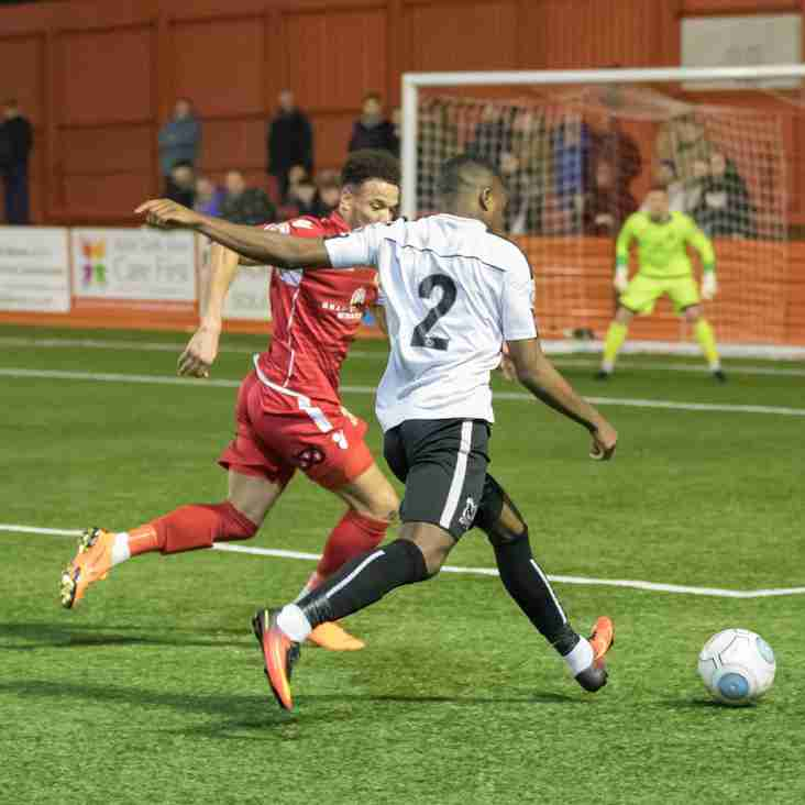 Wright's Pride As Darlo Deliver Six Of The Best