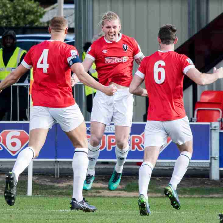 Team Of The Weekend: National League North