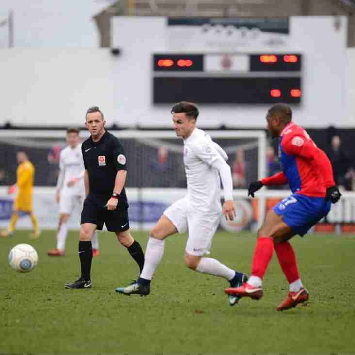 Challinor Calls For Coasters To Move On From Off-Day