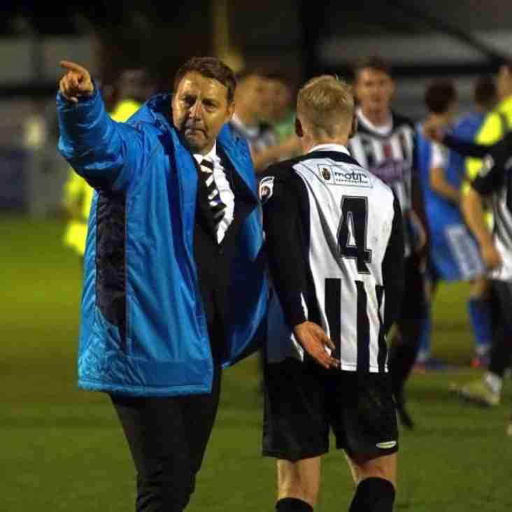 Ainsley Says Defending Cost Side As Moors Lose At Telford
