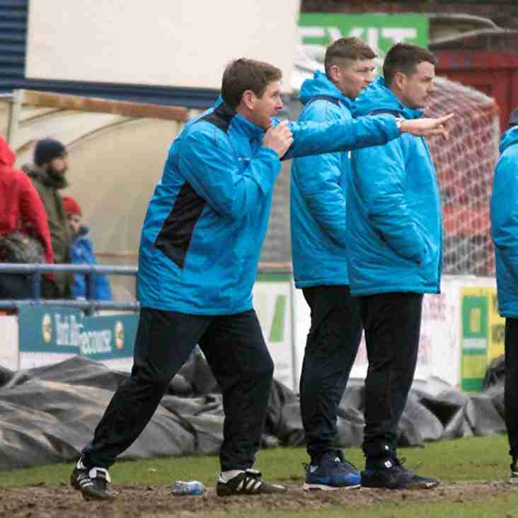 Gray Can't Wait For Derby Game Against Harrogate